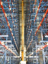 Automatic Storage & Retrieval Systems (AS/RS)