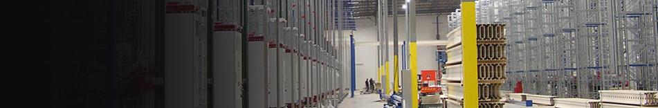 Automated Storage & Retrieval (AS/RS)