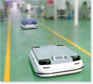 AGV Robots